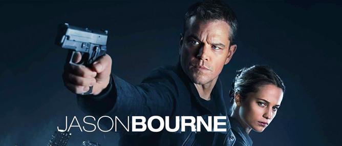 Jason Bourne (2016): Cô đơn trong cuộc chiến công nghệ