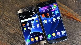 Galaxy S7 edge là smartphone bán chạy nhất thế giới nửa đầu 2016