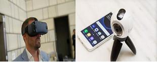 Samsung công bố camera 360 độ và kính Gear VR thế hệ mới