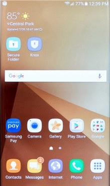 Samsung Galaxy S7 chính thức trình làng
