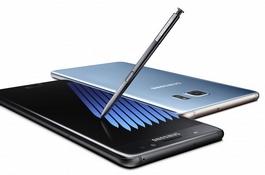 Thông số và cấu hình chính thức của Galaxy Note 7