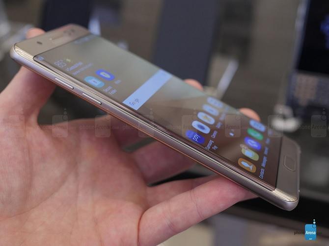 Tổng hợp những tính năng mới trên Galaxy Note 7