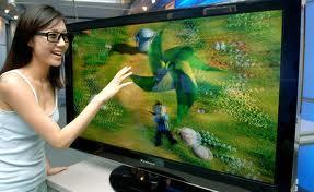 TV 3D của LG Electronics là nhãn hiệu số 1 ở Mỹ