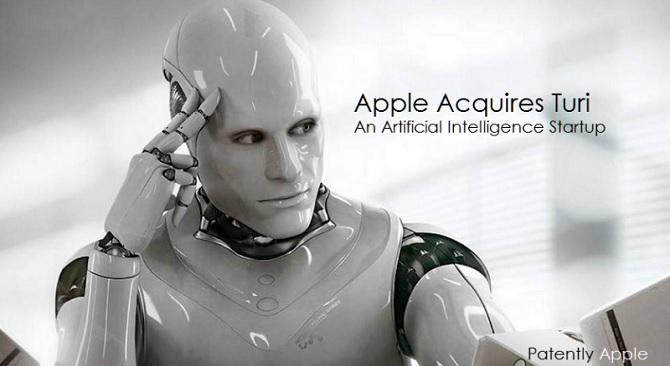 Apple mua lại Turi: dự án khởi nghiệp về máy học và trí thông minh nhân tạo