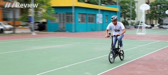 Đánh giá xe đạp điện Xiaomi QiCycle: gấp được gọn, đạp nhẹ nhờ trợ lực