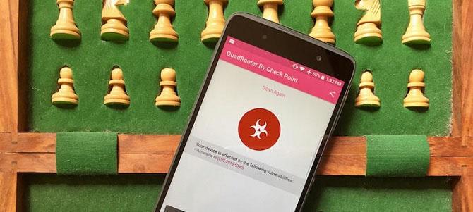 Lỗ hổng bảo mật khiến gần 1 tỷ thiết bị Android khốn đốn