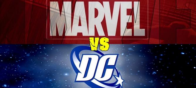 Marvel vs DC: Cuộc chiến của những gã khổng lồ (Phần 3)