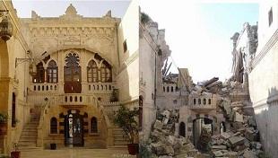 Hậu quả cuộc nội chiến ở Syria qua những bức ảnh