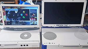Biến chiếc máy console Xbox One S thành... laptop