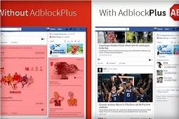 Facebook đang gặp khó với Adblock Plus