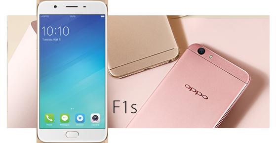 Oppo F1s cứ 3 giây bán được 1 máy trong ngày đầu tiên