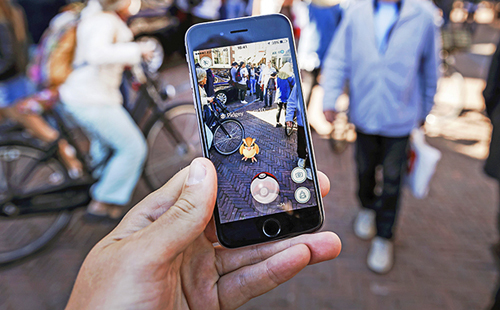 Các công ty trong nước bắt đầu cấm chơi Pokémon Go
