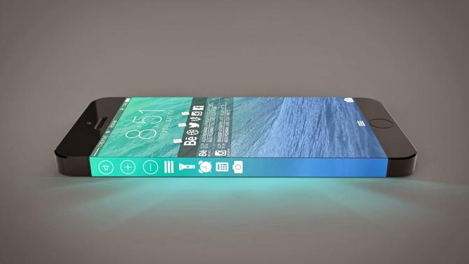 Thêm bằng chứng Apple sẽ ra iPhone màn hình cong
