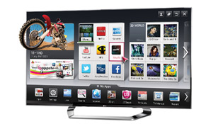 Công bố giá loạt TV LED 3D năm 2012 của LG