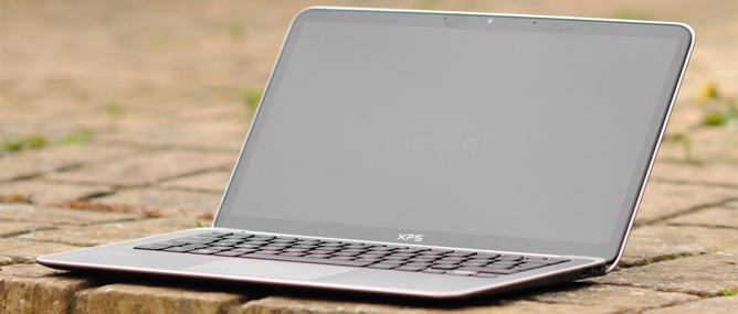 Đánh giá ultrabook Dell XPS 13