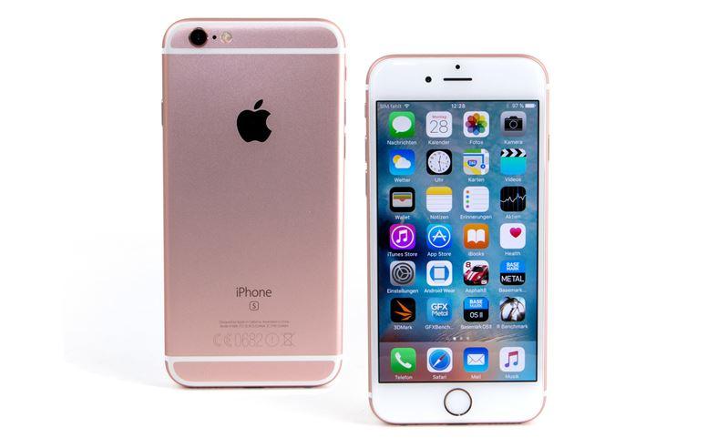 iPhone 6s chính hãng đột ngột giảm giá sâu