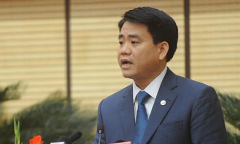 Chủ tịch Hà Nội đảm bảo học bạ điện tử sẽ không bị hack