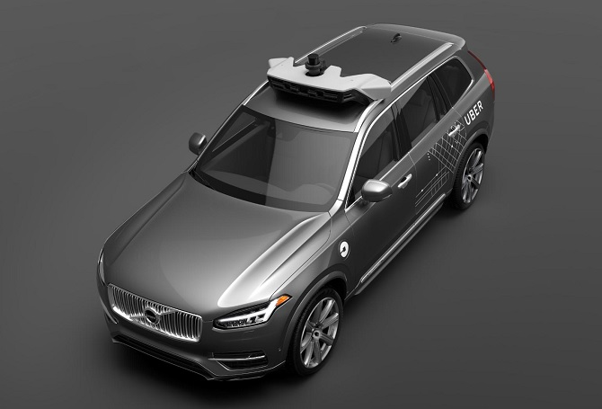 Uber sẽ đưa xe tự lái vào phục vụ khách hàng vào cuối tháng Tám