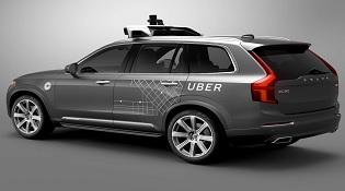 Uber đưa xe tự lái vào phục vụ khách hàng Mỹ