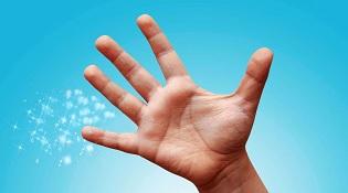 Ngón tay con người có thể mọc trở lại sau khi đứt?
