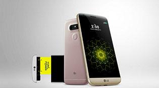 Điện thoại module LG G5 gặp vô số phàn nàn về pin, loa, camera