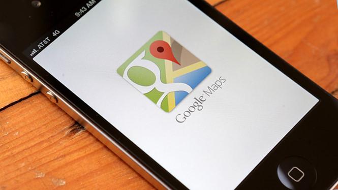 Google Maps trên iOS tái xuất cho thị trường Việt Nam