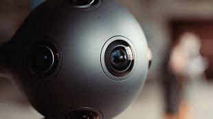 Camera thực tế ảo Nokia OZO giảm giá sốc 15.000 USD