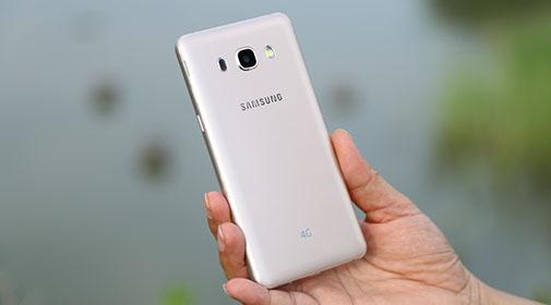 Đánh giá Samsung Galaxy J5 (2016)