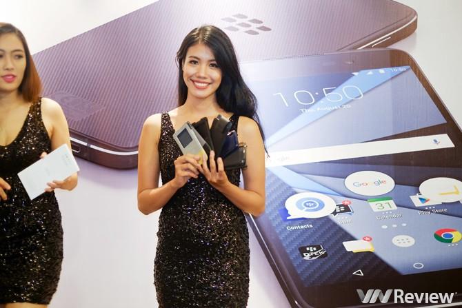 BlackBerry DTEK50 tại Việt Nam có giá 8 triệu đồng