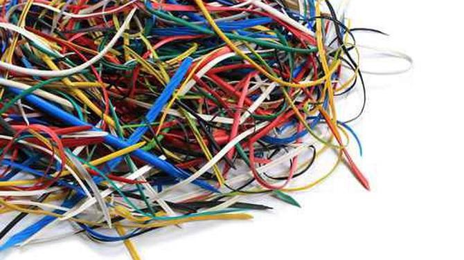 Các nhà khoa học tìm ra cách chế tạo dây điện mỏng hơn 60 ngàn lần so với sợi tóc
