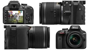 """Nikon trình làng D3400: """"lính mới"""" trong thị trường DSLR giá rẻ"""