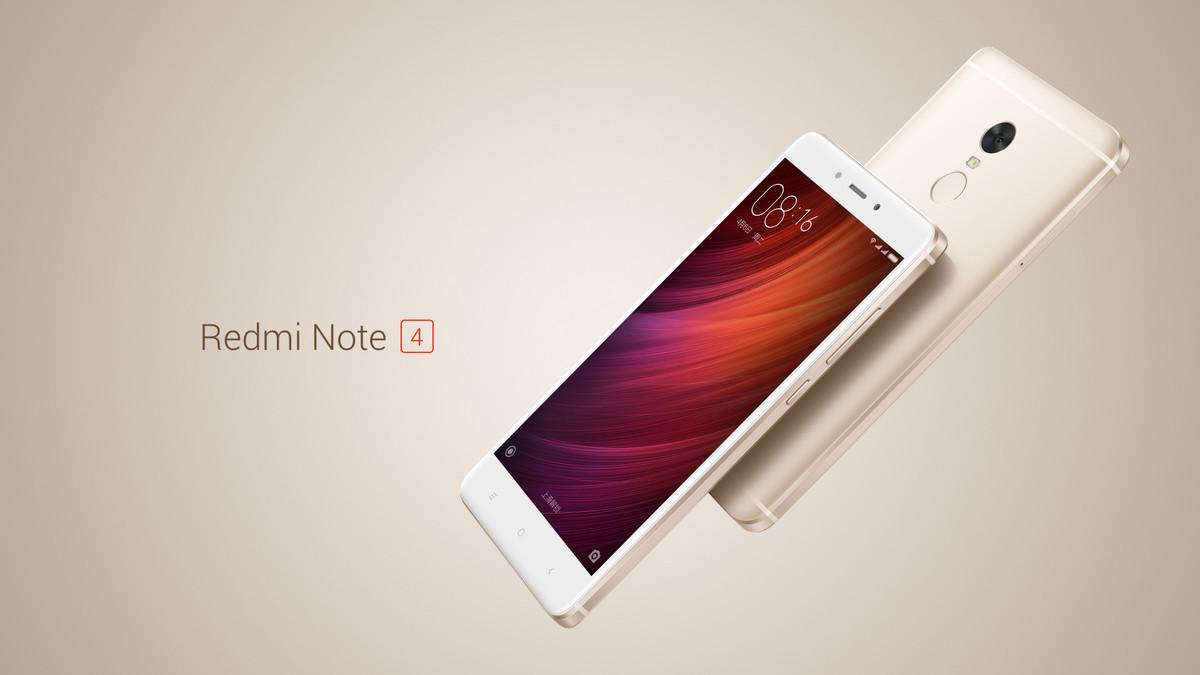 Trình làng Xiaomi Redmi Note 4 tại MSmobile