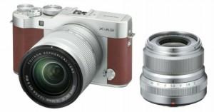 Fujifilm ra mắt máy ảnh X-A3 và ống kính XF 23 f/2