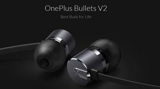 OnePlus trình làng tai nghe Bullets V2