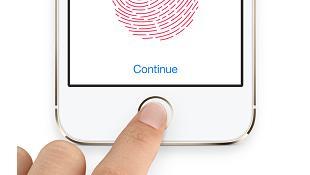 Apple hé lộ kế hoạch chống trộm bằng sinh trắc học