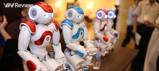 Việt Nam sẽ dùng robot để dạy tiếng Anh