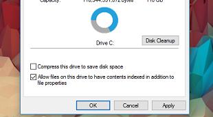 Có nên nén ổ đĩa trên Windows?