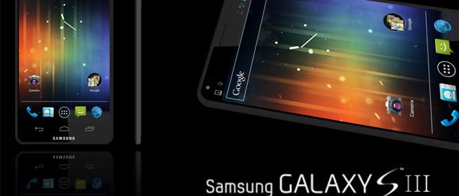 Lộ các tính năng của Samsung Galaxy S III
