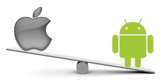 Nghiên cứu: iPhone dễ hỏng hơn smartphone Android