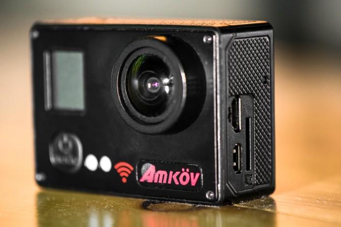 Cận cảnh camera hành động Amkov 7000S cho dân phượt - 140635