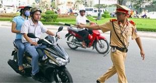 Những điểm mới cần biết về xử phạt vi phạm giao thông