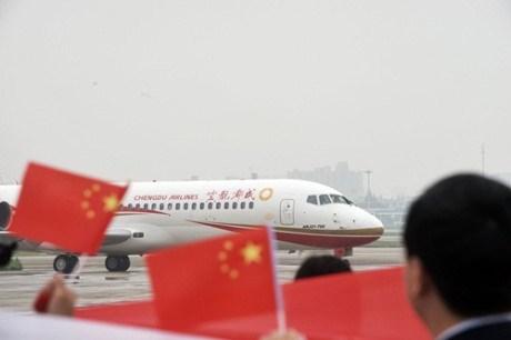 """Trung Quốc đầu tư chế tạo động cơ máy bay """"đẳng cấp thế giới"""""""