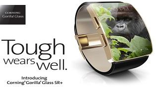 Corning giới thiệu kính chống xước cho thiết bị đeo