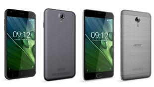 Acer ra mắt 2 smartphone Liquid Z6 và Z6 Plus trước thềm IFA 2016