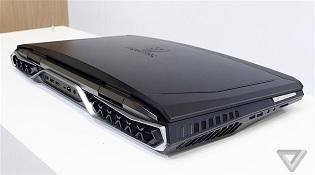 [IFA 2016] Acer trình làng laptop màn hình cong đầu tiên trên thế giới