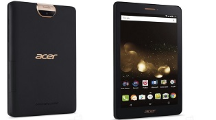 [IFA 2016] Acer giới thiệu phablet 7 inch chạy Android 6.0