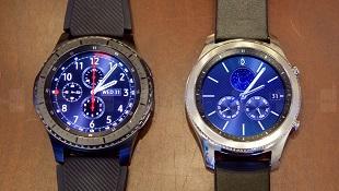 [IFA 2016] Cận cảnh Gear S3 Classic và Gear S3 Frontier, bộ đôi smartwatch mới của Samsung
