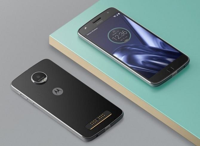 Motorola chính thức trình làng Moto Z Play Droid và phụ kiện Hasselblad True Zoom Moto Mod