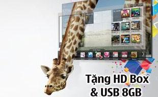 LG khuyến mãi Cinema 3D Smart TV 2012
