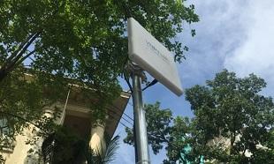 WiFi miễn phí phố đi bộ Hà Nội chỉ hỗ trợ tối đa 1.260 người dùng đồng thời